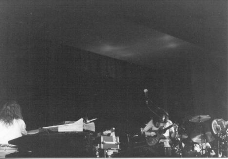 Pat Metheny_Fayetteville AR 1984