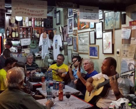 Samba Night at Club Bip Bip